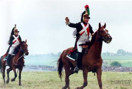 Waterloo: Champ de bataille (18 juin 1995)